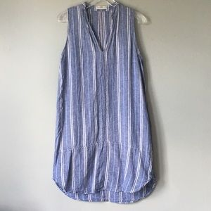 Anthropologie | 4OUR Dreamers Striped Dress | XS